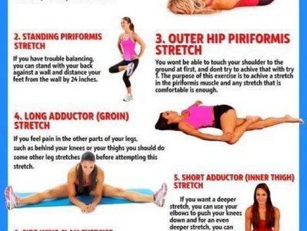 Stretches to Relieve Back or Sciatic Pain