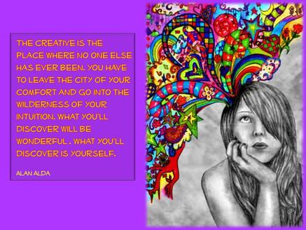 Comfort, Control or Creativity?