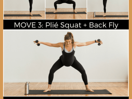 Low Impact Beginner Barre Workout