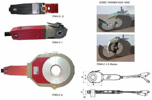 오비탈 용접(HEAD) - TPWH-C 시리즈