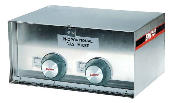 가스 믹서 - 표준 3-가스 믹서