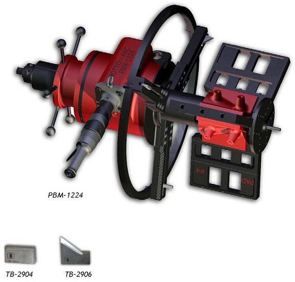 OTTO ARC(베벨링 머신) - PBM-1224