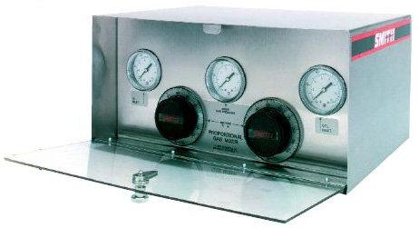 가스 믹서 - 고용량 2-가스 믹서