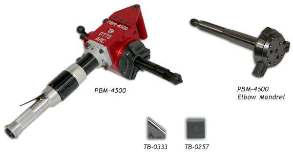 OTTO ARC(베벨링 머신) - PBM-4500