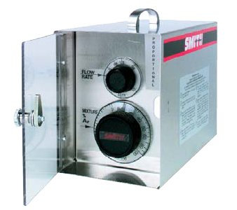 가스 믹서 - 표준 2-가스 믹서