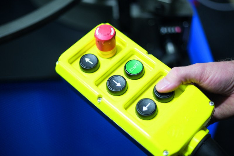 Control Manual setting