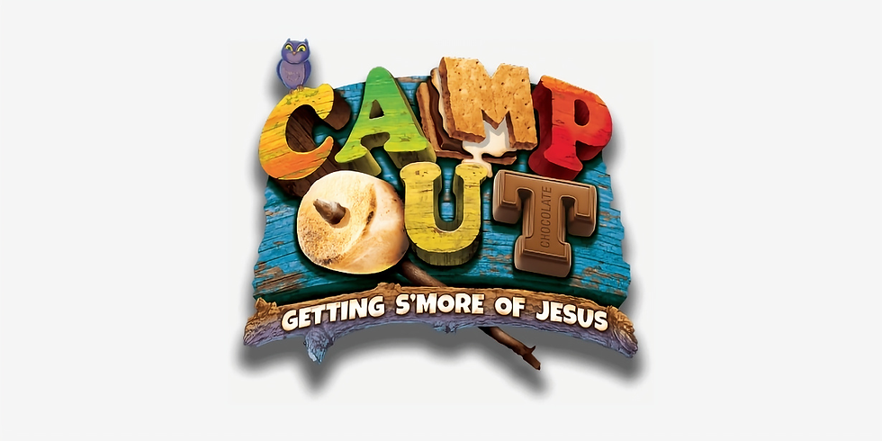 Camp Out VBS!