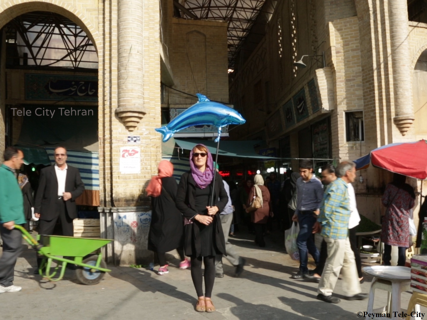 TELE-CITY TEHRAN