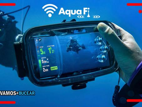 Crean el primer internet inalámbrico bajo el agua