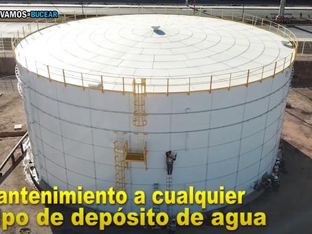 Mantenimiento a Depósitos de Agua