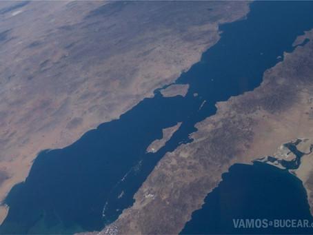 El golfo de California, también llamado Mar de Cortés