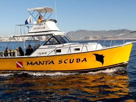 Manta Scuba