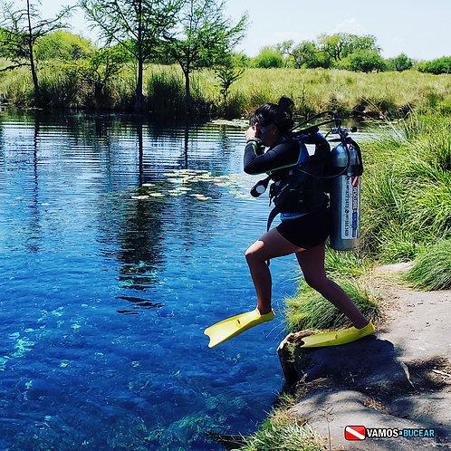 Descubre el buceo en Los Peroles