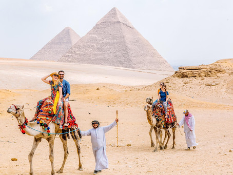 Egipto | Donde todo Comienza