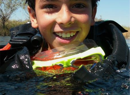 ¡Descubre el buceo para niños!
