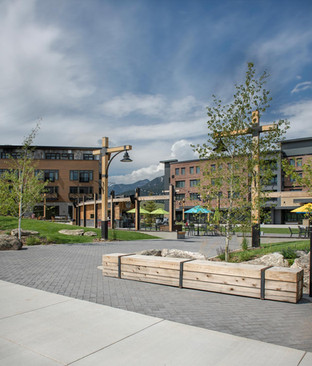 Town Center Plaza
