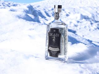 Montgomery Distillery's Skadi Aquavit