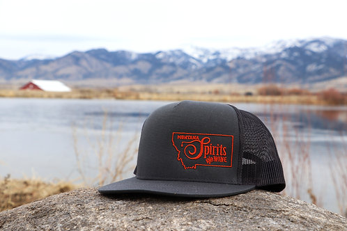 Five-Panel Classic Trucker Snapback Hat