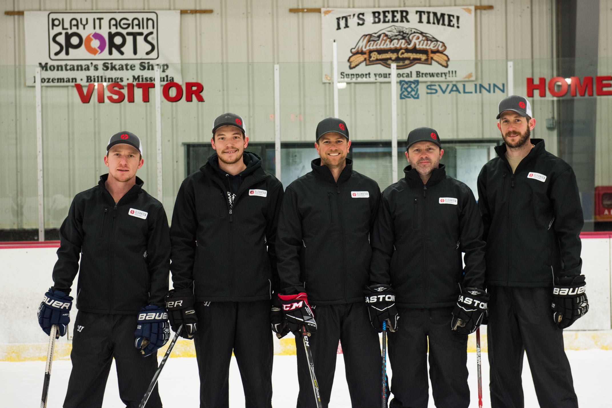 Elevated Hockey Team