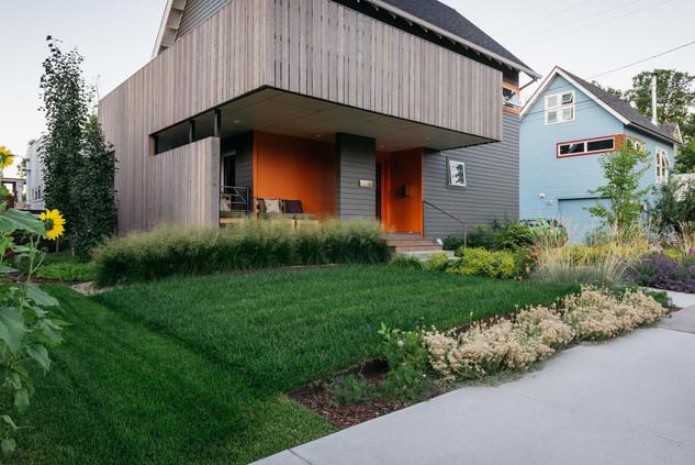 Peach Street Residence