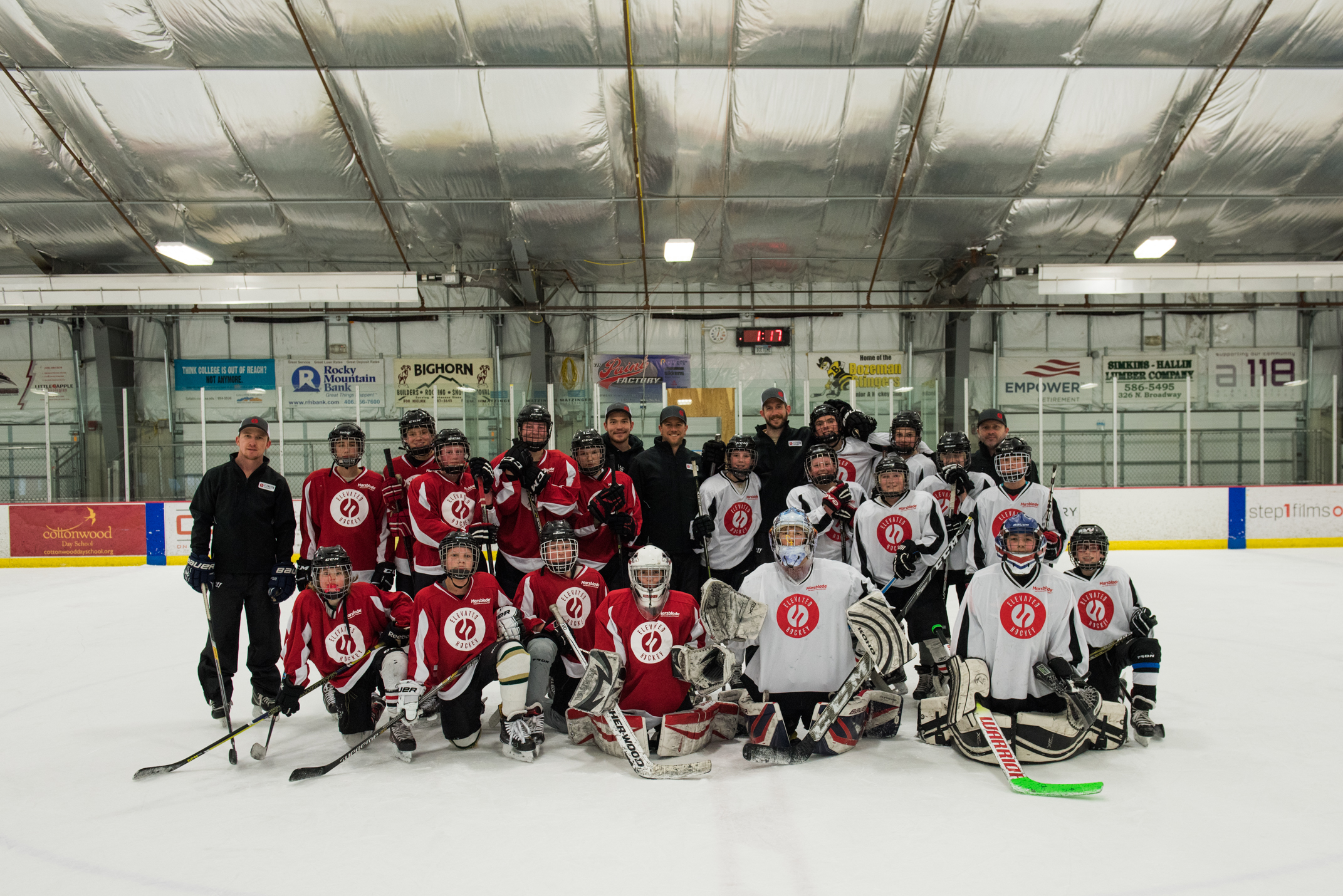 Elevated Hockey Camp