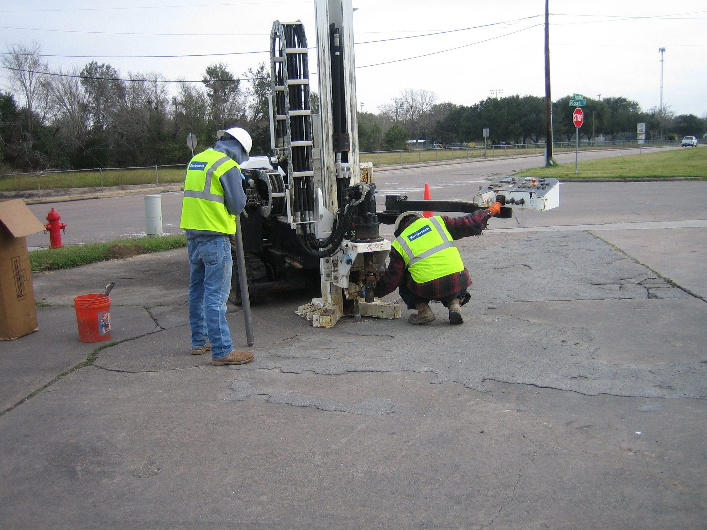 Subsurface Drilling