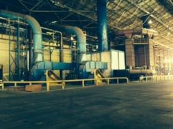 Lumber Manufacturing Interior