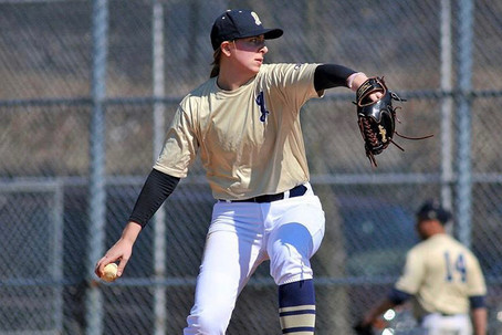 35 under 35: On the mound and in the commissioner's office, Elizabeth Benn brings the intensity