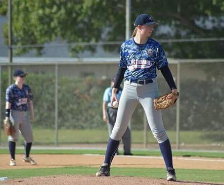 Elizabeth Benn Joins Railsplitters Pitching Staff