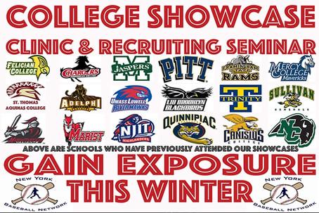 2017 Winter College Showcase