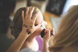 Aerógrafo maquillaje Application1
