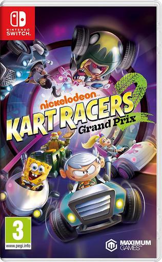 Nickelodeon Kart Races 2 Grand Prix