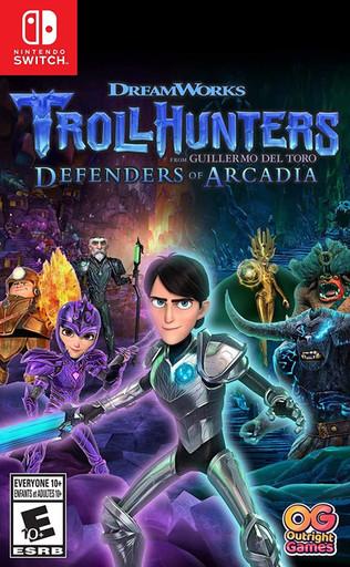 DreamWorks Troll Hunters Defenders of Ar