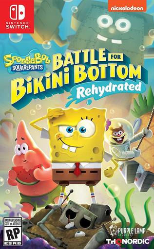 SpongeBob Squarepants Battle for Bikini