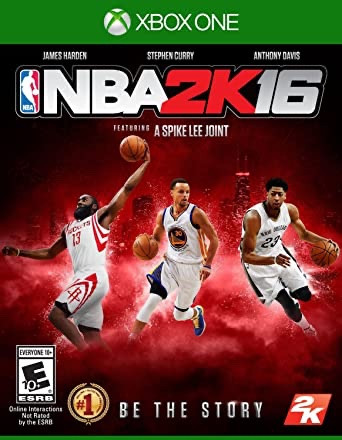 NBA 2K 16