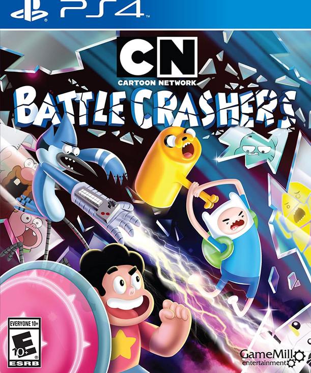 CN Battle Crashers