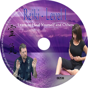 Reiki Level 1 Home Study Course