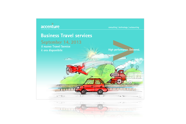 ILLUSTRAZIONE Accenture Italia