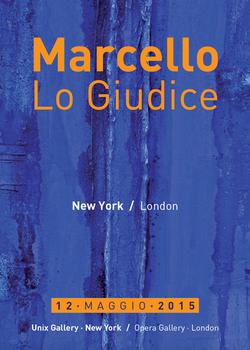 Manifesto Mostra Marcello Lo Giudice