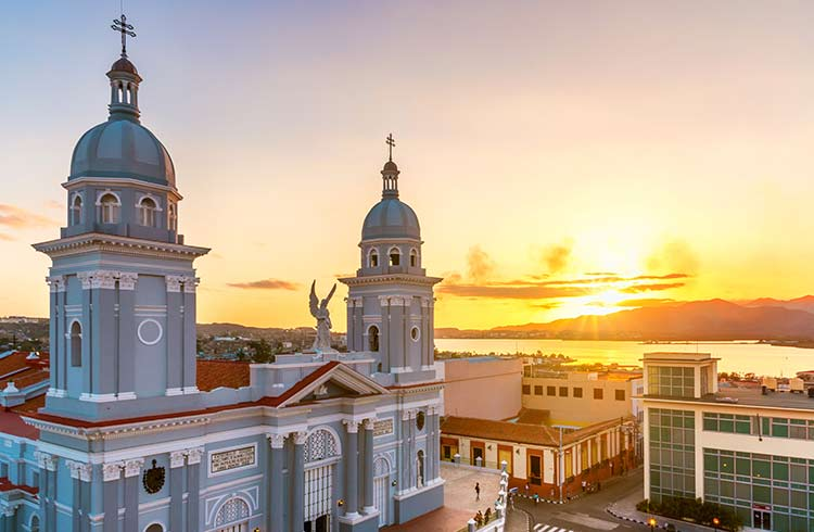 Cathedral de Santiago de Cuba