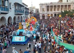 Carnavales santiagueros