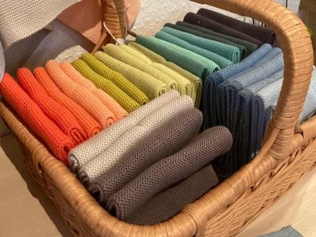 人気商品入荷のお知らせ!デンマークの布巾