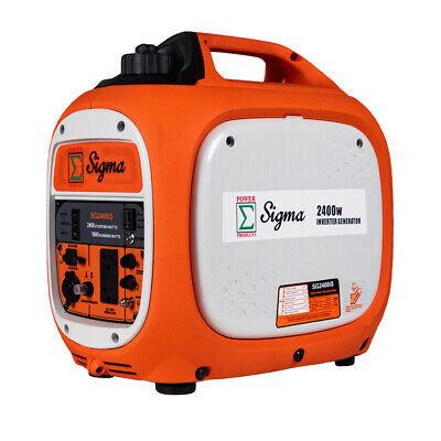 Sigma Inverter Generator 2400 watts