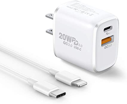 PD 20W QUICK CHARGER USB Y TYPE C