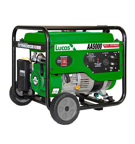 Planta Lucas 5000 Watts ( NO SE ENVIA SOLO RECOGIDO )