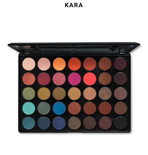 Kara Beauty 35 Color Eyeshadow
