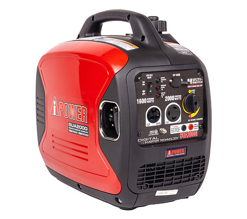 Inverter i Power 2000 Watts ( DIRECCION FISICA PARA ENVIO SOLO A PUERTO RICO )