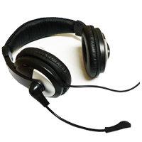 Audífonos multimedia para computadora AGI-0217