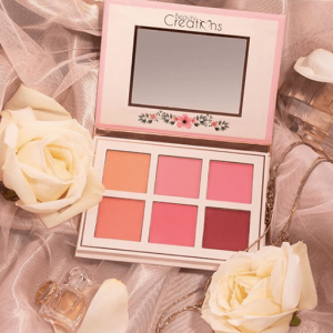 Beauty Creation Floral Bloom Blush Palette