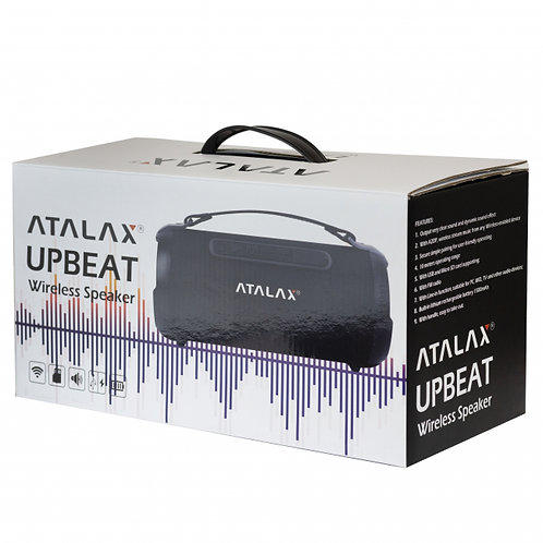 Atalax upbeat wireless speaker